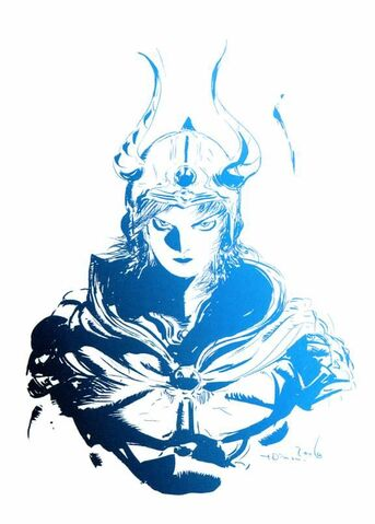 Arquivo:Warrior of Light 20th Anniversary.jpg