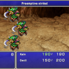 A Preemptive Strike (PSP).