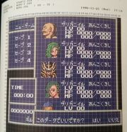 FFIV Early Portraits - Final Fantasy 25th Memorial Ultimania