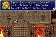 FFVI GBA Battle of Vector 8
