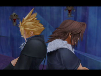 File:KH2 Cloud and Leon.jpg