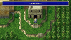 TAY PSP Kain's Challenge Dungeon - Ancient Castle