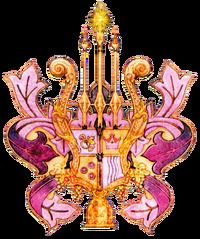 Armoiries de Damcyan dans la version DS.