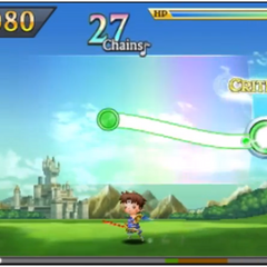 Bartz's World in <i>Theatrhythm Final Fantasy Curtain Call</i>.