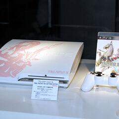 Special edition <i>Final Fantasy XIII</i> PS3.