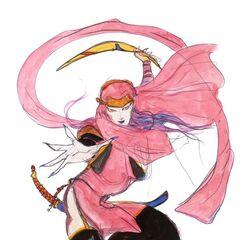 Kunoichi.