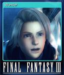 FFIII Steam Card Wonder