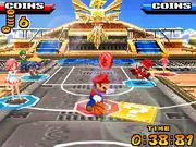 Mario Hoops gameplay