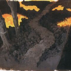 Fire Cavern.