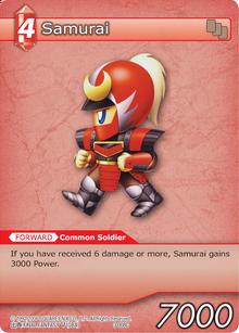 3-008C - Samurai