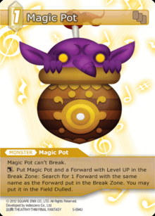 5-094U - Magic Pot