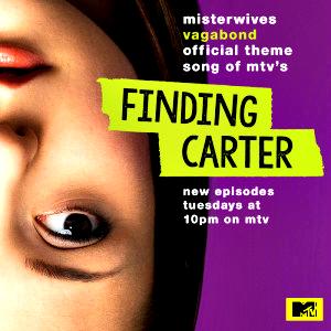 Finding Carter Season 1 promo poster