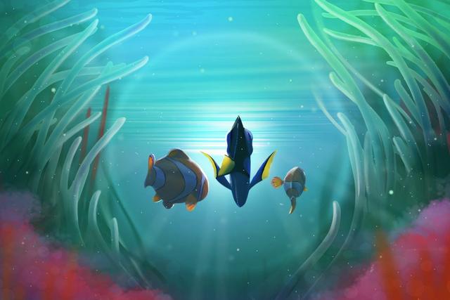 File:Dory Marlin Nemo Backs.png