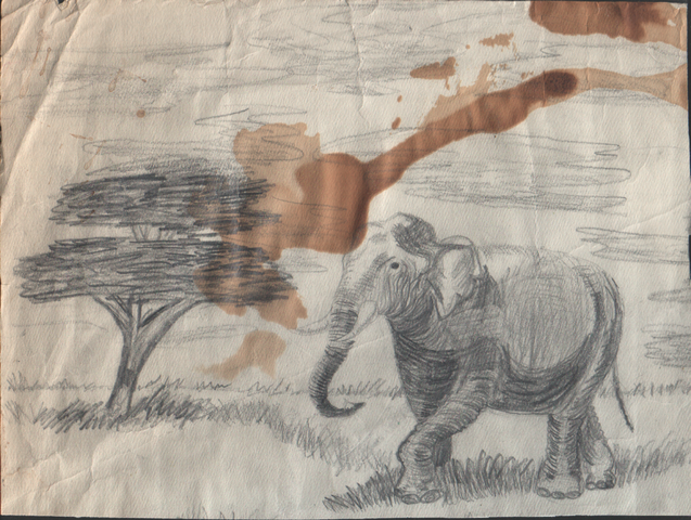File:Elephant-savanah-tree.png