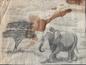 Elephant-savanah-tree