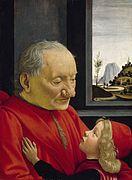 File:132px-Domenico ghirlandaio, ritratto di nonno con nipote.jpg