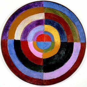 File:File-Robert Delaunay, 1913, Premier Disque, 134 cm, 52.jpeg