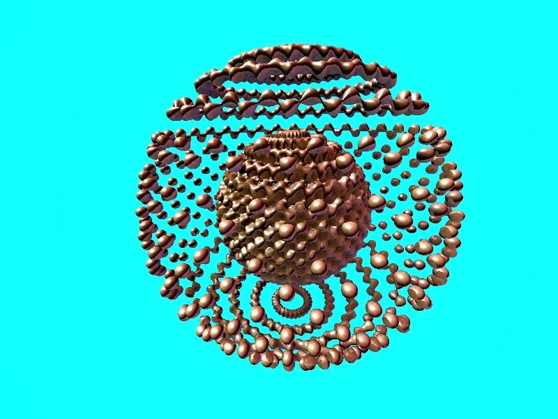 Diffused Sphere
