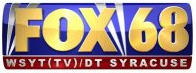 Fox syracuse 68 logo
