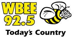 92.5 WBEE FM Rochester
