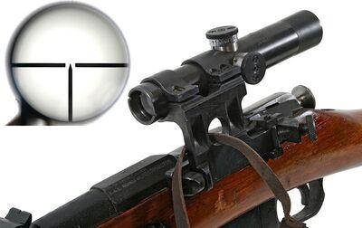 Mosin Ukrainean sniper