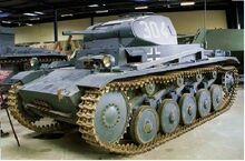 Panzerkampfwagen II Ausf. F