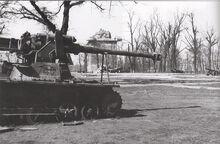 7,5cm StuK 40 (Sf) auf Fahrgestell Panzerkampfwagen I Ausf B
