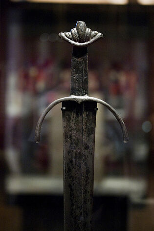 Treasures from Medieval York - The Cawood Sword