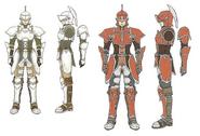 Sword Knight concept RD