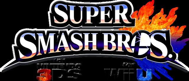 File:Super Smash Bros 3DS Wii U logos.png