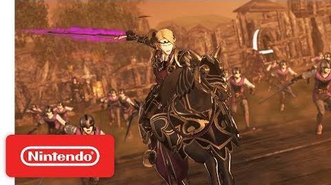 Fire Emblem Warriors - Game Trailer - Nintendo E3 2017