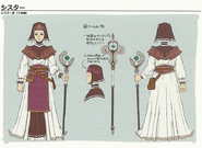 Echoes Cleric Concept