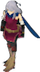 File:Micaiah Light Mage Sprite.png