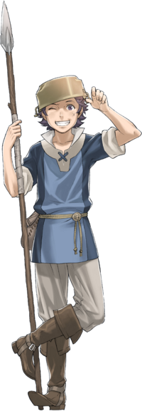 Donnel (FE13 Artwork)