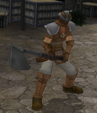 File:Bronze Axe (FE10).png