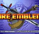 Liste des chapitres de Fire Emblem: The Blazing Sword