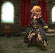 FE13 Tactician (Female Morgan)