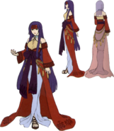 Sanaki concept (Unused)