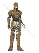 Soldier concept PoR