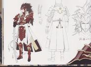 Ryoma Concept Art1