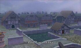 PortTownofDia