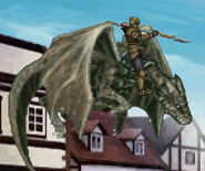 DragonRiderTS battle