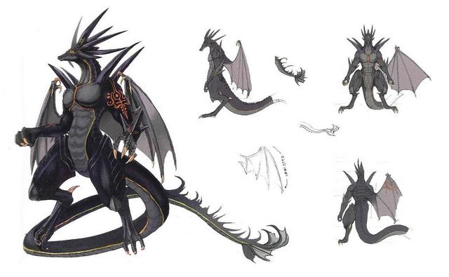 File:Black Dragon concept.png