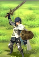 FE13 Great Lord (Chrom)