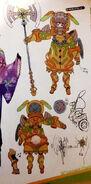 TMS Mamori (Mirage Master) main concept artwork