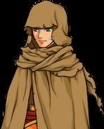 Ranulf cloak