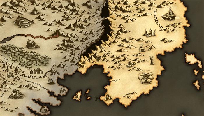 Fates locations