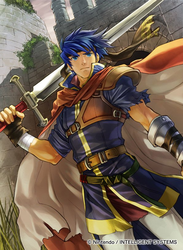 marth hd wallpaper