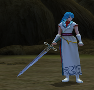 FE9 Swordmaster (Lucia)