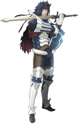 Priam (FE13 Artwork)